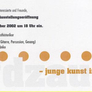 Einladungskarte Rückseite