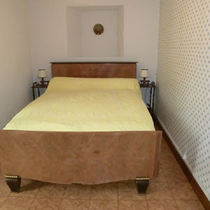 Lou Filadour - Location appartement de vacances à Jausiers - Appartement Le Mirandol - Chambre 1 lit - 2 personnes