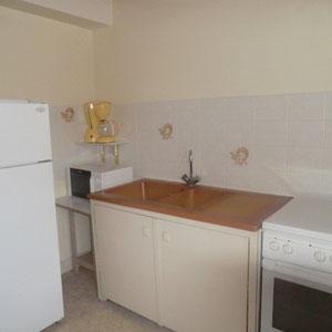 Lou Filadour - Location appartement de vacances à Jausiers - Appartement Le Mirandol - Cuisine
