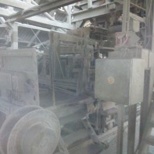 Hessler Naturkalk, Fabrik