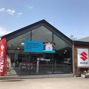 Garage V. Brisbois | Suzuki à Barvaux