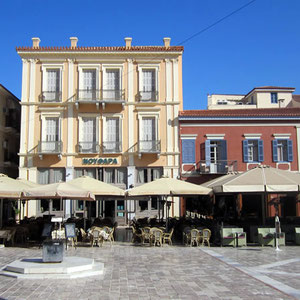 Syntagma-Platz in Nafplio