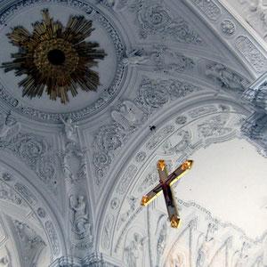 Der Himmel im Würzburger Dom