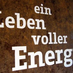 Im Bunker der Energielandschaft Morbach