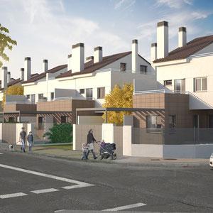 3D Exterior 1: Calle