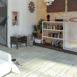 3D Interior 1: Salón