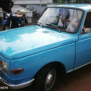 Mein Fahrzeug zur Oldtimerrally