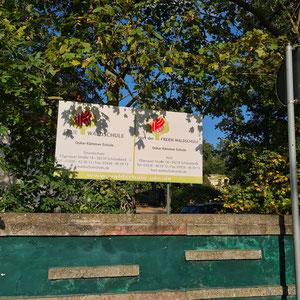 Waldschule privatisiert....somit erhalten