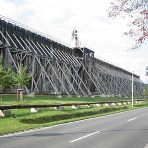 Gradierwerk Kurpark Bad Salzelmen