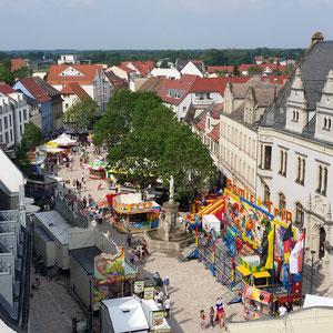 Brunnenfest Schönebeck