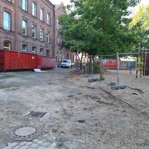 Sanierung Käthe -Kollwitz Schule