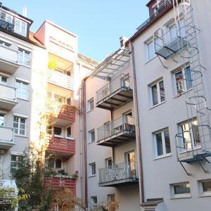 Josephspitalstraße (Balkonsanierung)