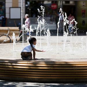 Brunnen am Harras