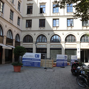Maximilianstraße in München