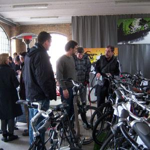 Eröffnungsfeier e-motion e-Bike Premium-Shop Worms