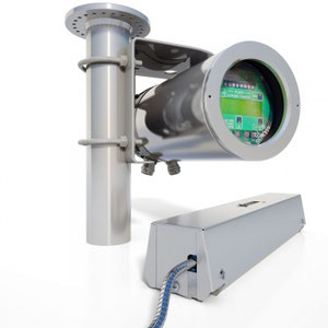 FLUXUS G801 The Ultrasonic Gas Flow Meter for Offshore Environments