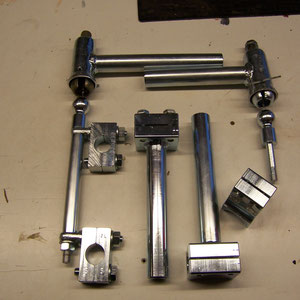 Anschlußsatz für SR500, eigene Produktion