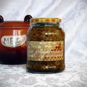 Мёд с забрусом
