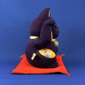 * purple - from side -