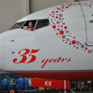 AIRBERLIN 35 JAHRE