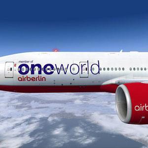 AIRBERLIN ONEWORLD ®