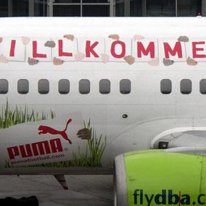 DBA AIRLINE - PUMA