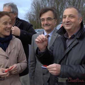 Mathilde Feld, Pierre Gachet, Lionel Faye, Jean-Philippe Gullemot