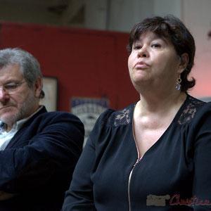 Marie-Claude Agullana, colistière