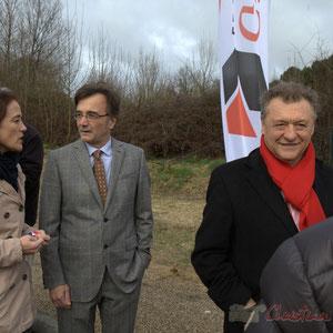 Mathilde Feld, Lionel Faye, Jean-Jacques Paris