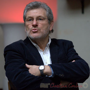 Guy Moréno, Conseil général sortant