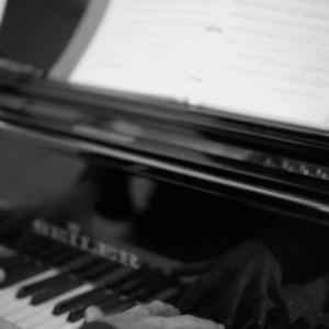 Thomas Mayeras, piano; Thomas Mayera Trio, Studio Berduquet, Cénac, 21 & 22/12/2014. Reproduction interdite - Tous droits réservés © Christian Coulais