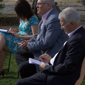 Anne-Laure Fabre-Nadler, Jean-Marie Darmian, Gérard Poisbelaud