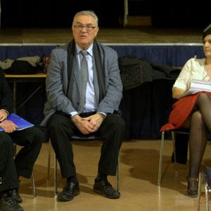 """Jean-Marie Darmian, Candidat """"Majorité départementale"""""""