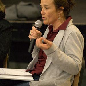 Mathilde Feld, Présidente de la C.D.C. du Créonnais, Adjointe au maire de Créon