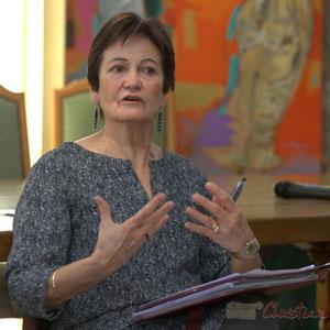 Edith Moncoucut, Vice-présidente chargée de la Solidarité - Autonomie - Actions Sociales et de Santé