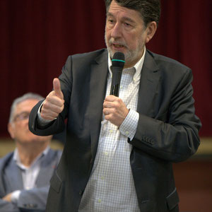Alain Anziani, Sénateur-Maire de Mérignac, Vice-président de la Bordeaux-Métropole, chargé de la métropolisation.