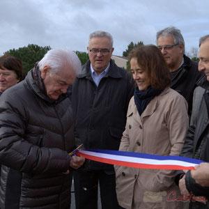 Philippe Madrelle, Jean-Marie Darmian, Pierre Gachet, Mathilde Feld, Lionel Faye, Jean-Philippe Guillemot