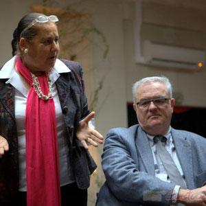 Martine Faure, députée de la Gironde