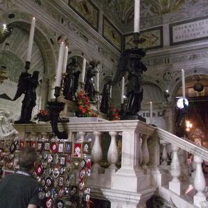 """Das Grab des hl. Antonius -  """"Il Santo"""""""