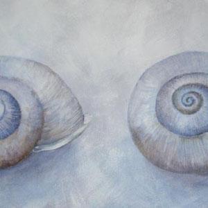 Acryl auf Leinwand, 2014, 40 x 20 cm, 120,00 €