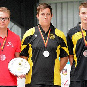DM Junioren U23 Sommer 2014 | Zielwettbewerb Siegerfoto