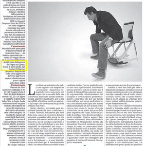 Corriere della Sera, La Lettura, domenica 21 maggio 2017