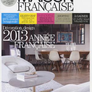 MAISON FRANCAISE < IMMEUBLE A PAPIER, ROLL PAPER DISPENSER - FEBRUARY 2013