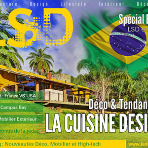 LSD MAGAZINE - MIRROR 390 LISERE COLLECTION - JULY 2014