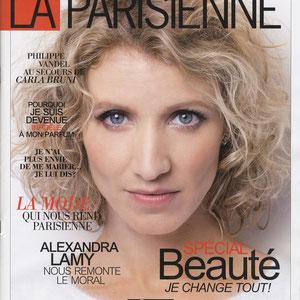 LA PARISIENNE < PORTRAIT -  4th MAY 2013