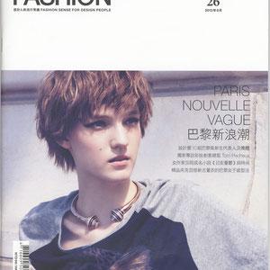PPAPER FASHION - PORTRAIT / DESIGN AND FASHION < TAIWAN_HONG KONG / AUGUST 2013