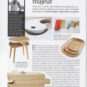 LE JOURNAL DE LA MAISON < PORTRAIT - NOVEMBER 2014