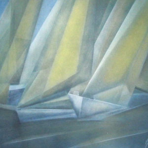 "ART HFrei - ""Boote"" - Pastell - 2008"