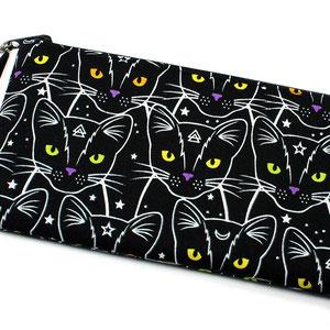 Federmäppchen Mysterious Cats