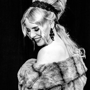 Vintage Beauty 1960 a´ la Brigitte Bardot - Retro Fotografie, Vintage Fotos Frankfurt am Main, Vintage Hochzeitsfotograf, Portrait Fotograf Frankfurt, Vintage Beauty